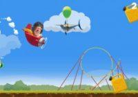 Cabaretier Bert Visscher speelt hoofdrol in Flappy Bird-kloon