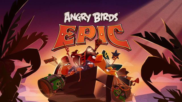 Eerste Angry Birds Epic screenshots: rpg in de Middeleeuwen