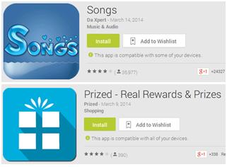 Malafide Android-apps minen ongemerkt Lite- en Dogecoins