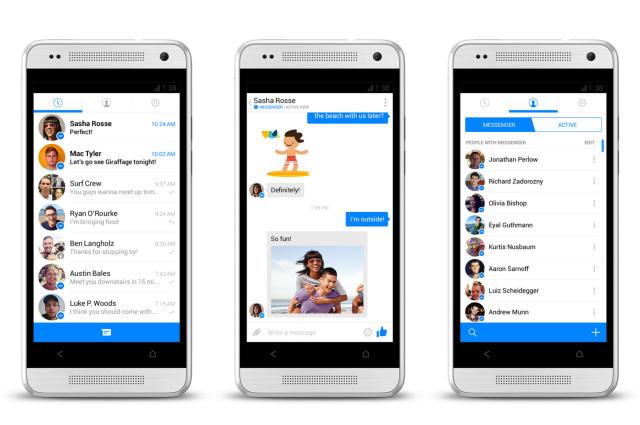 facebook messenger gebruikers