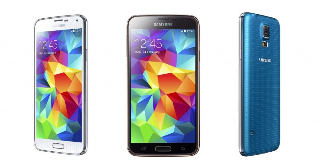 Galaxy S5 Luke Mansfield