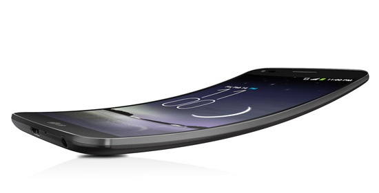 LG G Flex advertorial