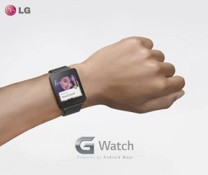 LG G Watch foto