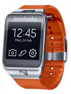 Samsung Gear 2 evleaks