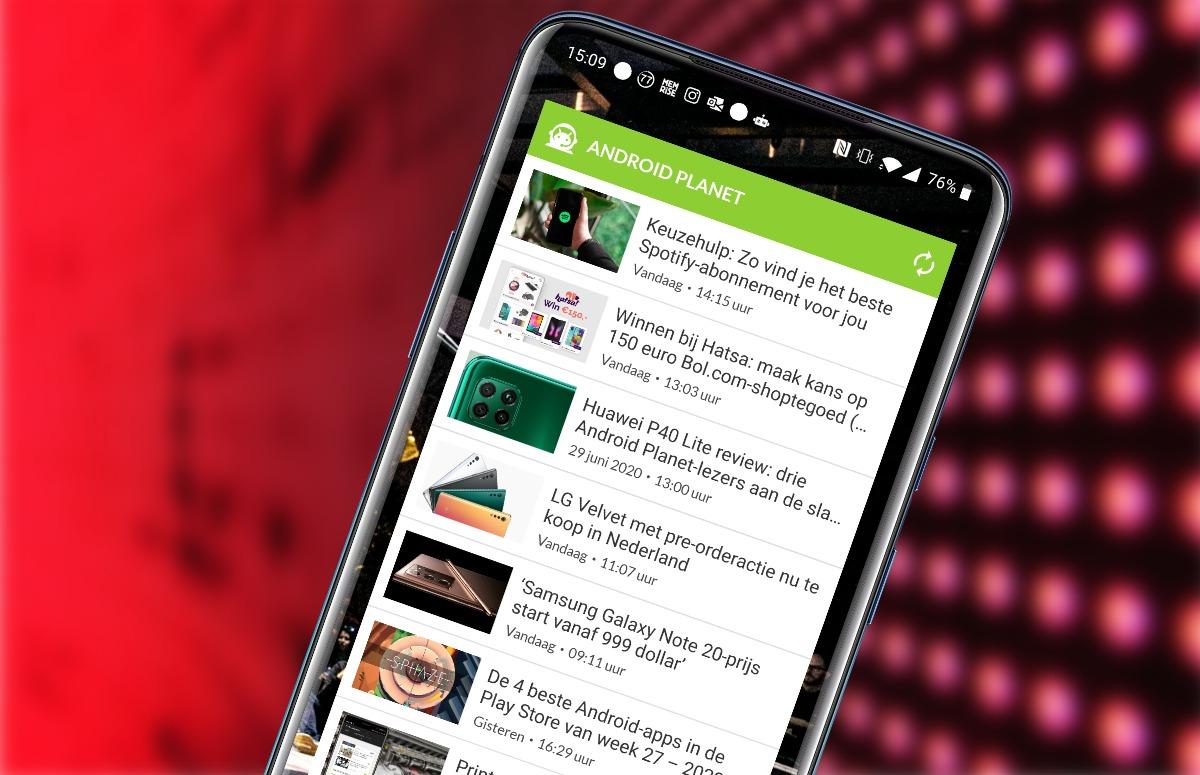 15 praktische widgets voor je Android-smartphone