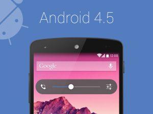 Android 4.5 beveiliging