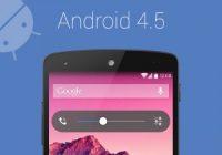 Android 4.5 gaat beveiliging apps en persoonlijke data flink opschroeven