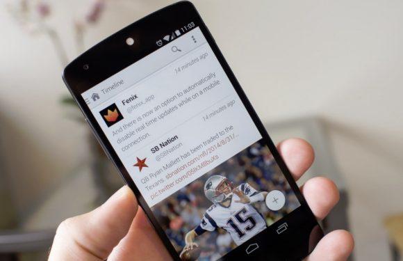 De 5 beste Twitter-apps voor Android