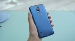 Galaxy S5 al geroot door Nederlander