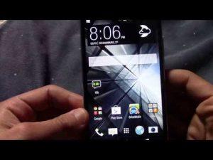 HTC M8 video