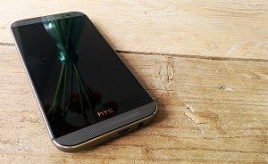 HTC One M8 Mini productie