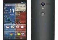 'Motorola Moto X+1 krijgt achterklep van kunstleer'