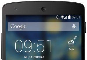 Android aanpassen