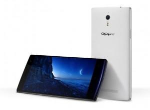 Wow! Oppo Find 7 met QHD-scherm en 50 megapixel-camera aangekondigd