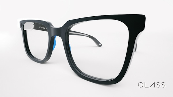 Ray-Ban Google Glass concept