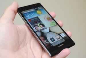 Huawei Ascend P7 specs gelekt: quadcore en 5 inch full-hd