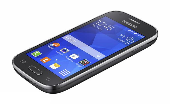 Samsung onthult Galaxy Ace Style, instapmodel met KitKat voor 159 euro