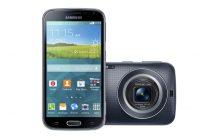 Samsung onthult cameratelefoon Galaxy K Zoom met groothoeklens