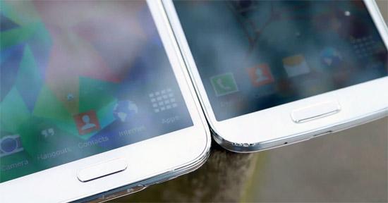 Galaxy S5 droptest