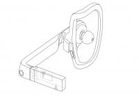 'Nieuw Gear Glass design toont headset met klein display'