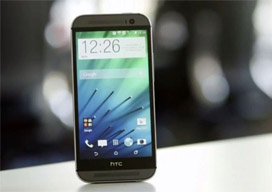 HTC One M8 videoreview