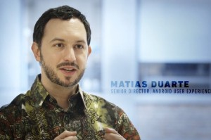 Video: Matias Duarte, hoofd design Android, vindt dat mobile 'dood' is