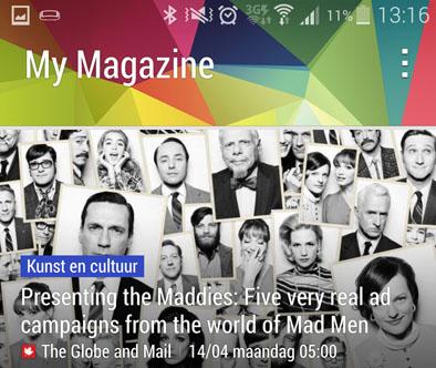 Zo schakel je My Magazine uit op de Samsung Galaxy S5