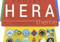 Project Hera Launcher Theme: krijg de nieuwe look van Android op je toestel
