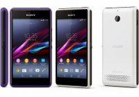 Spotgoedkope Sony Xperia E1 duikt op in Nederlandse webshops