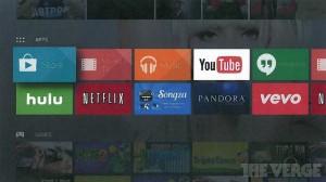 Check: screenshots van het nieuwe Android TV, de opvolger van Google TV
