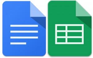 google documenten spreadsheets