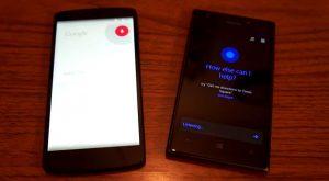 Google Now vs Cortana