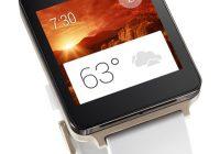 'LG G Watch duikt kort op in Duitse Google Play Store'