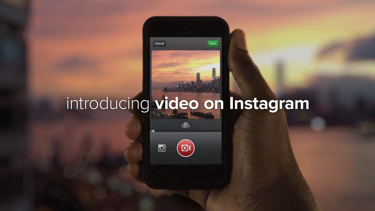 instagram video's