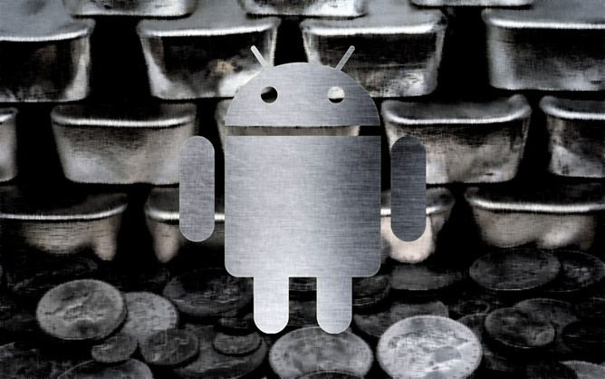 Android Silver uitgesteld