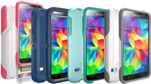 Otterbox brengt officiële Galaxy S5-cases uit voor extra protectie