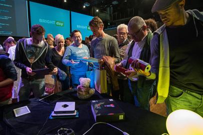 Bright Day: kom ook naar de tupperware-party voor (Android)nerds