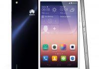 Huawei Ascend P7 onthuld: superdun toptoestel met groter 1080p-scherm