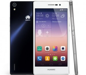 Huawei Ascend P7 onthuld
