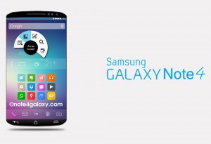 Galaxy Note 4 onthulling