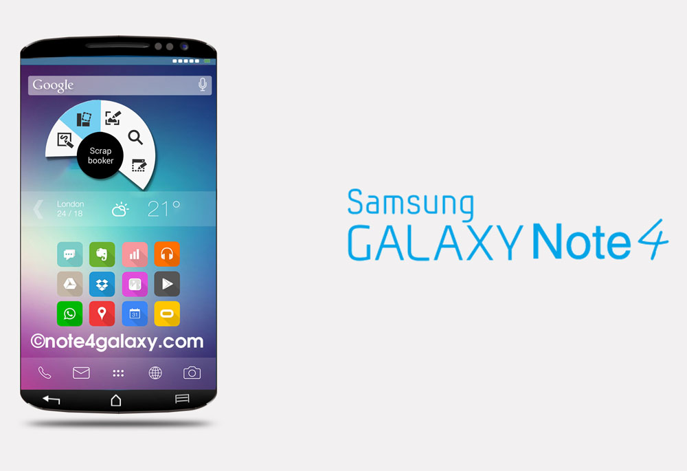 'Onthulling Galaxy Note 4 vindt plaats in september'