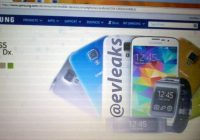 'Vage foto toont kleinere variant van Galaxy S5'