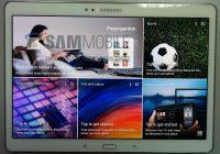 'Eerste foto's Samsung Galaxy Tab S uitgelekt'