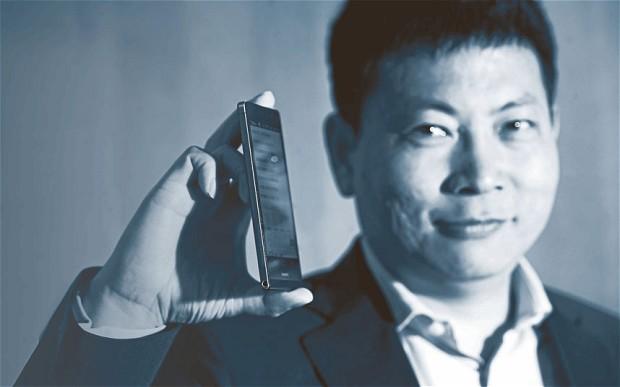Topman Huawei vindt QHD-schermen 'totale onzin'