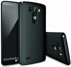 LG G3 QHD-scherm