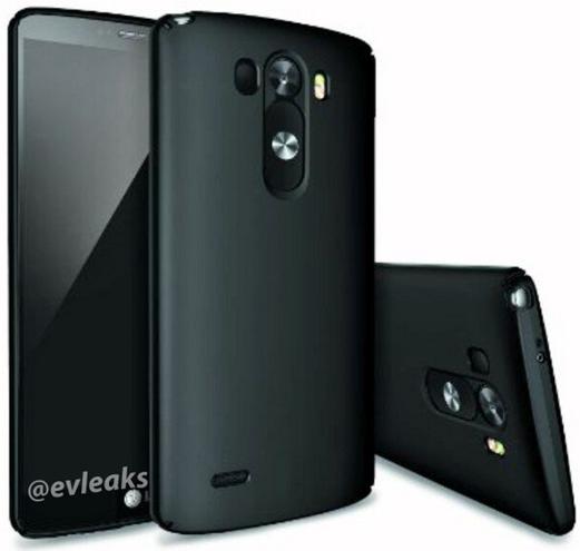 LG bevestigt QHD-scherm voor LG G3