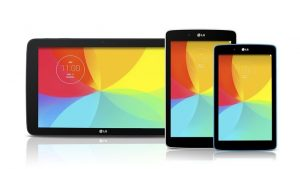 LG G Pad specificaties