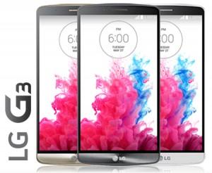 LG G3 livestream