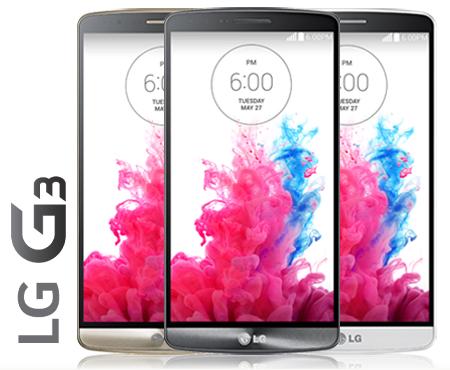 LG G3 livestream: volg hier de onthulling van het toestel