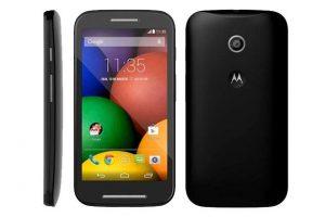 Motorola Moto E onthuld